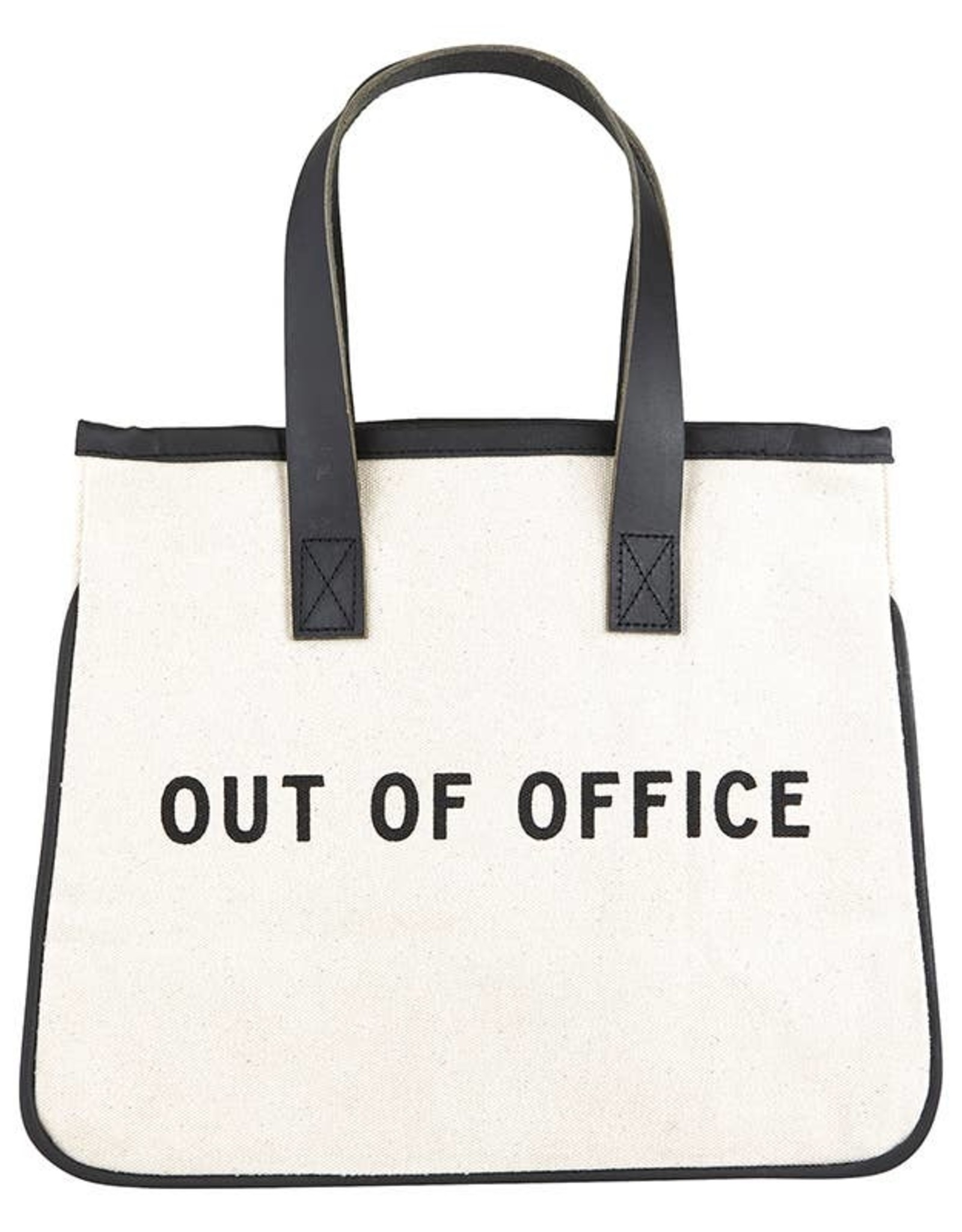Wink Out of Office Mini Canvas Tote