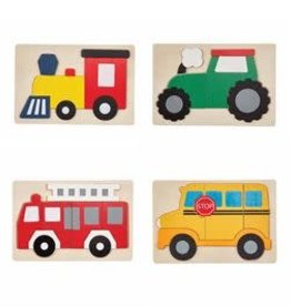 Mud Pie New Transportation Puzzles