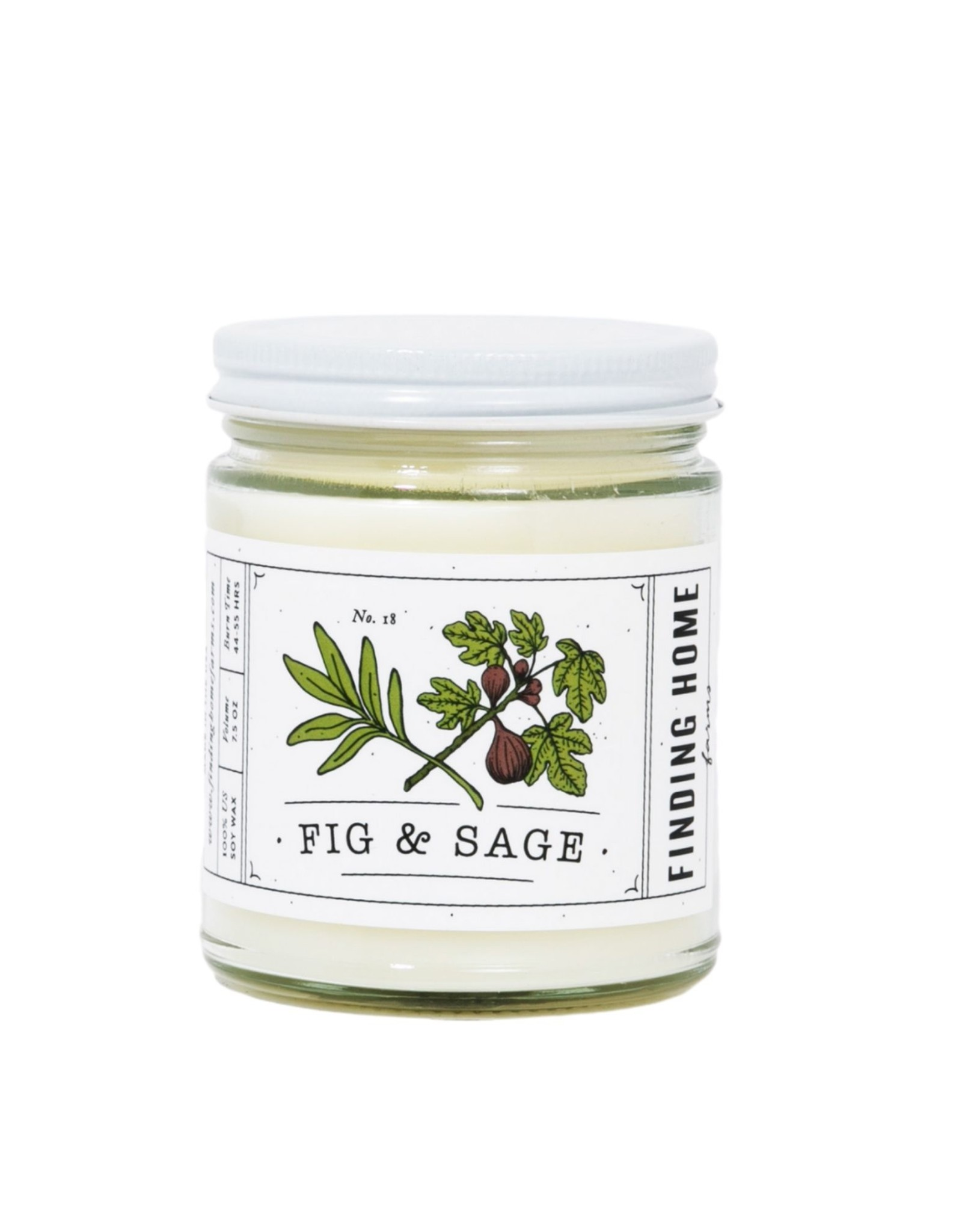 Finding Home Farms Fig & Sage Candle - 7.5oz