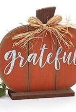 Wink Shelf Sitter Grateful Pumpkin