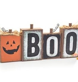 Wink Shelf Sitter Reversible Fall/Boo