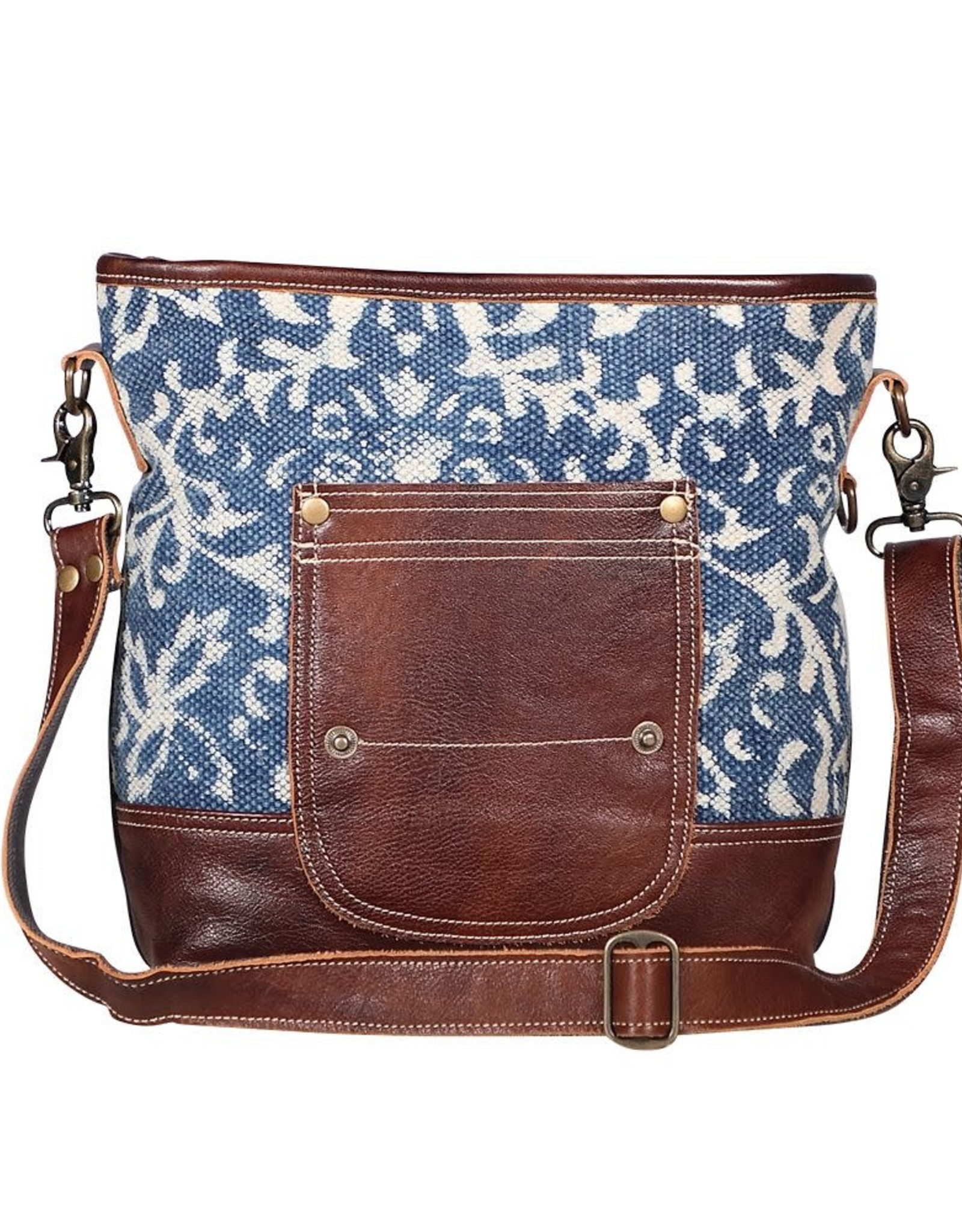 Wink Blue Bliss Shoulder Bag