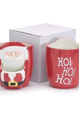Wink Santa Mug with Pouch