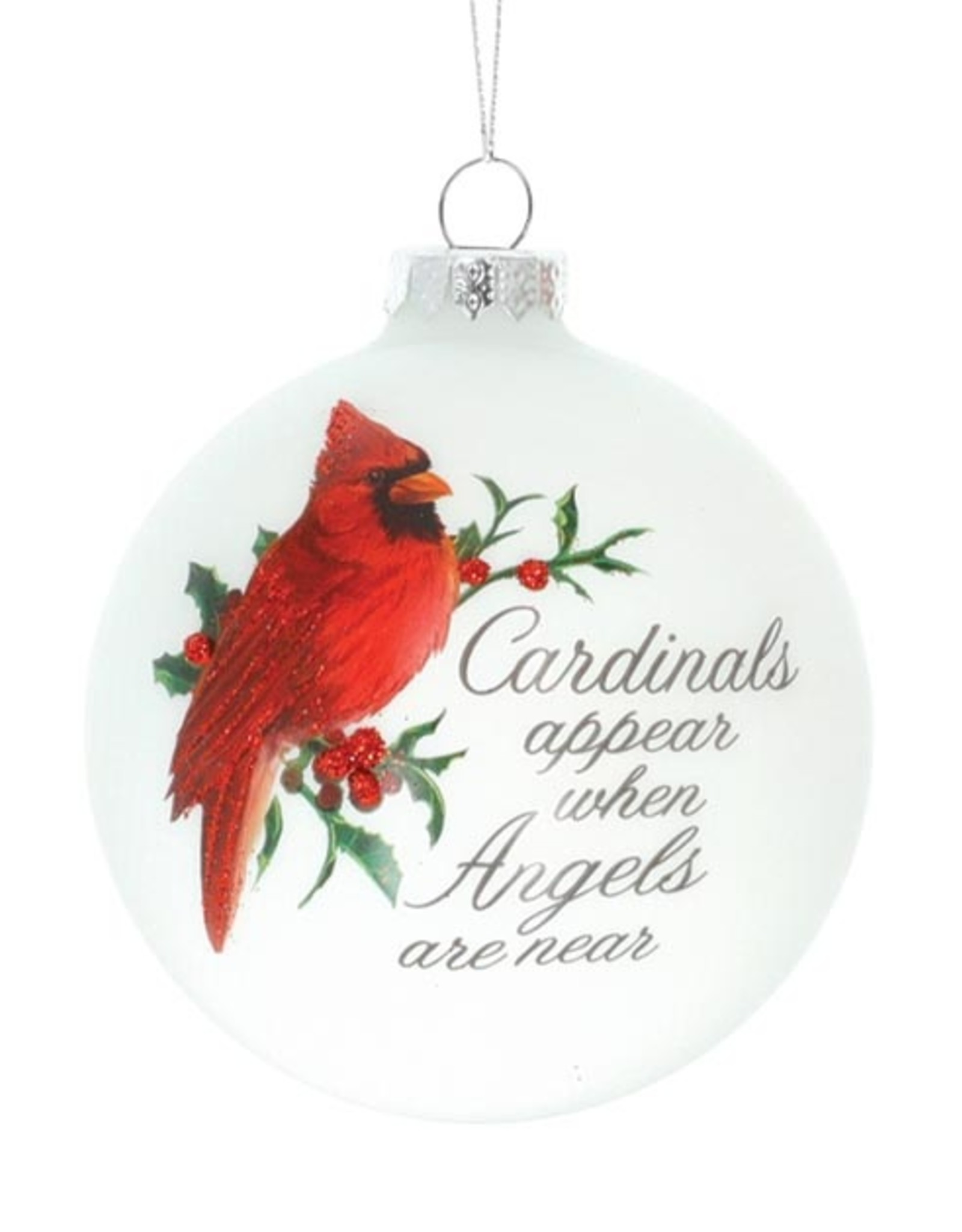 Wink Orn Cardinals Appear/angels are near
