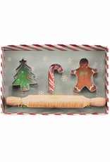 Mud Pie Cookie Cutter and Roller Gift Set