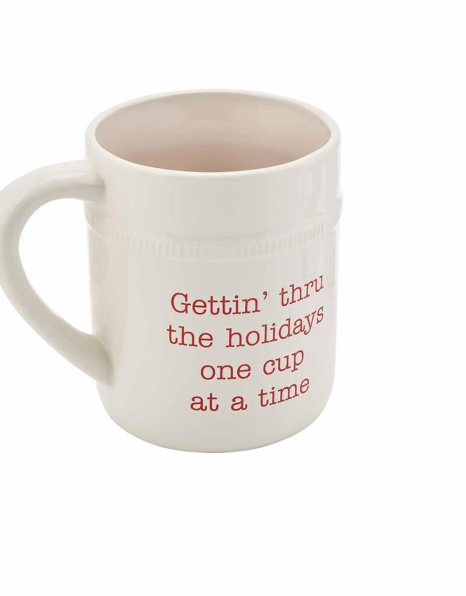 Wink Over Sized Christmas Mug