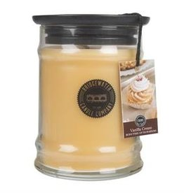 Bridgewater 8 oz. Vanilla Cream  Jar Candle