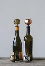 Wink Jingle Bell Wine Bottle Stopper