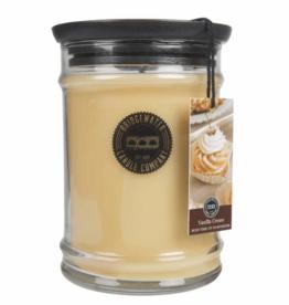Bridgewater 18 oz. Vanilla Cream  Jar Candle