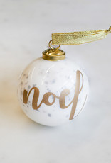 Wink Noel Glass Ornament