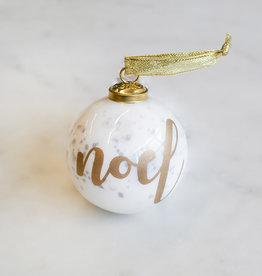 Wink Noel Glass Ornament