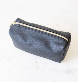 Wink Tatum Cosmetic Bag-Black