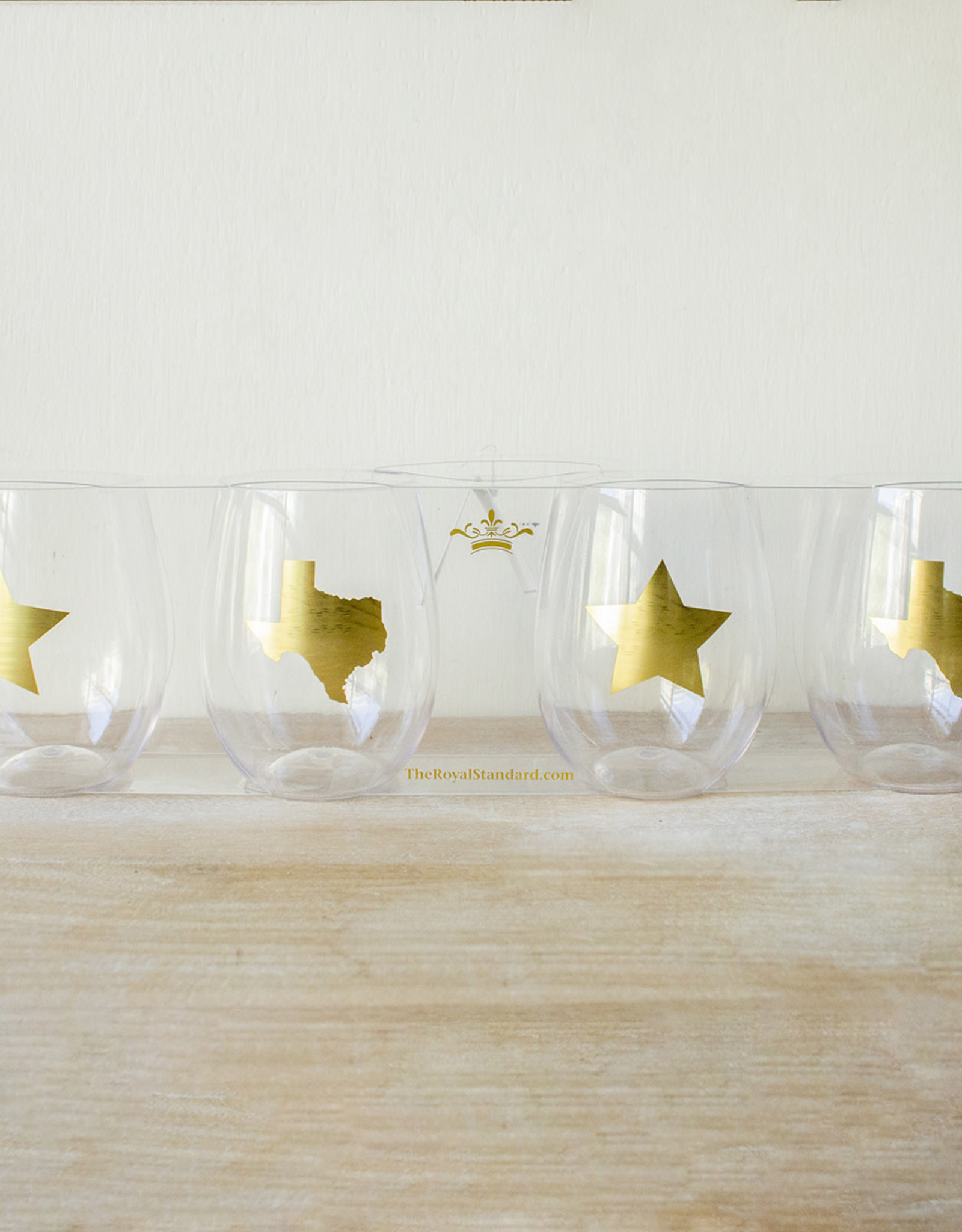 Wink Texas To Go Wine Glasses