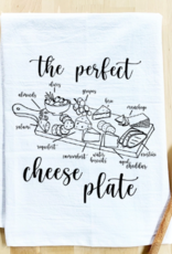 Wink The Perfect Cheese Plate Kitchen Towel
