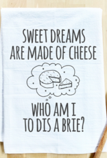 Sweet Dreams Brie Towel