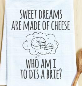 Sweet Dreams Brie Towel