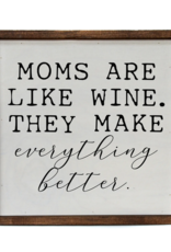 Wink Moms are Like Wine Sign
