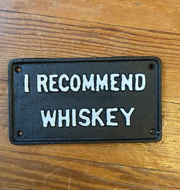 Wink I Recommend Whiskey