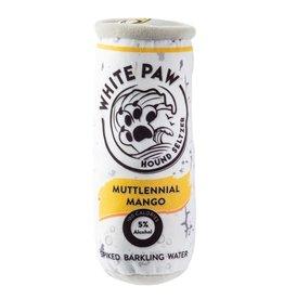 Haute Diggity Dog Dog Toy - White Paw