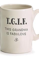 Wink TGIF Grandma Mug