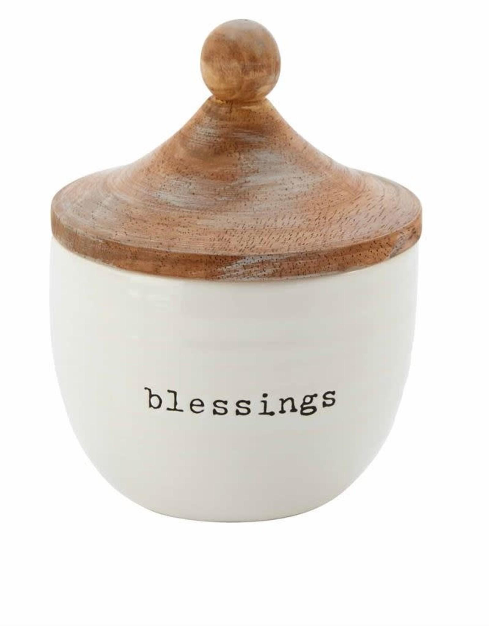 Wink Blessing Jar