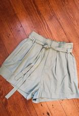 Wink Tie Waist Shorts