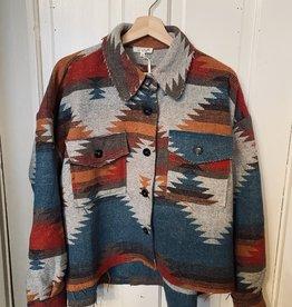Wink Aztec Jacket