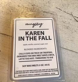 Wink Karen in the Fall Wax Melt