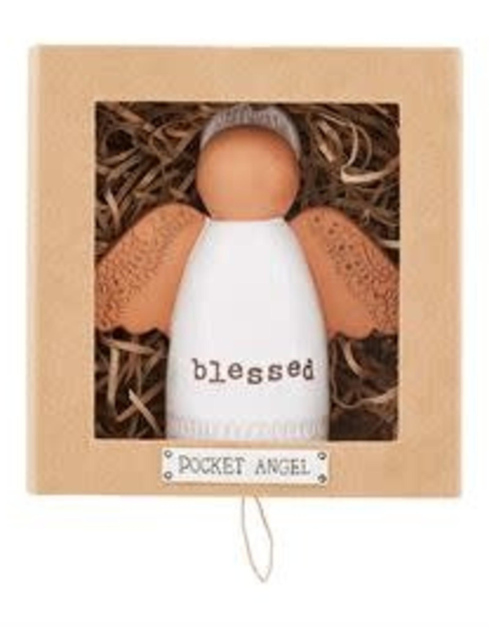 Wink Blessed Pocket Angel