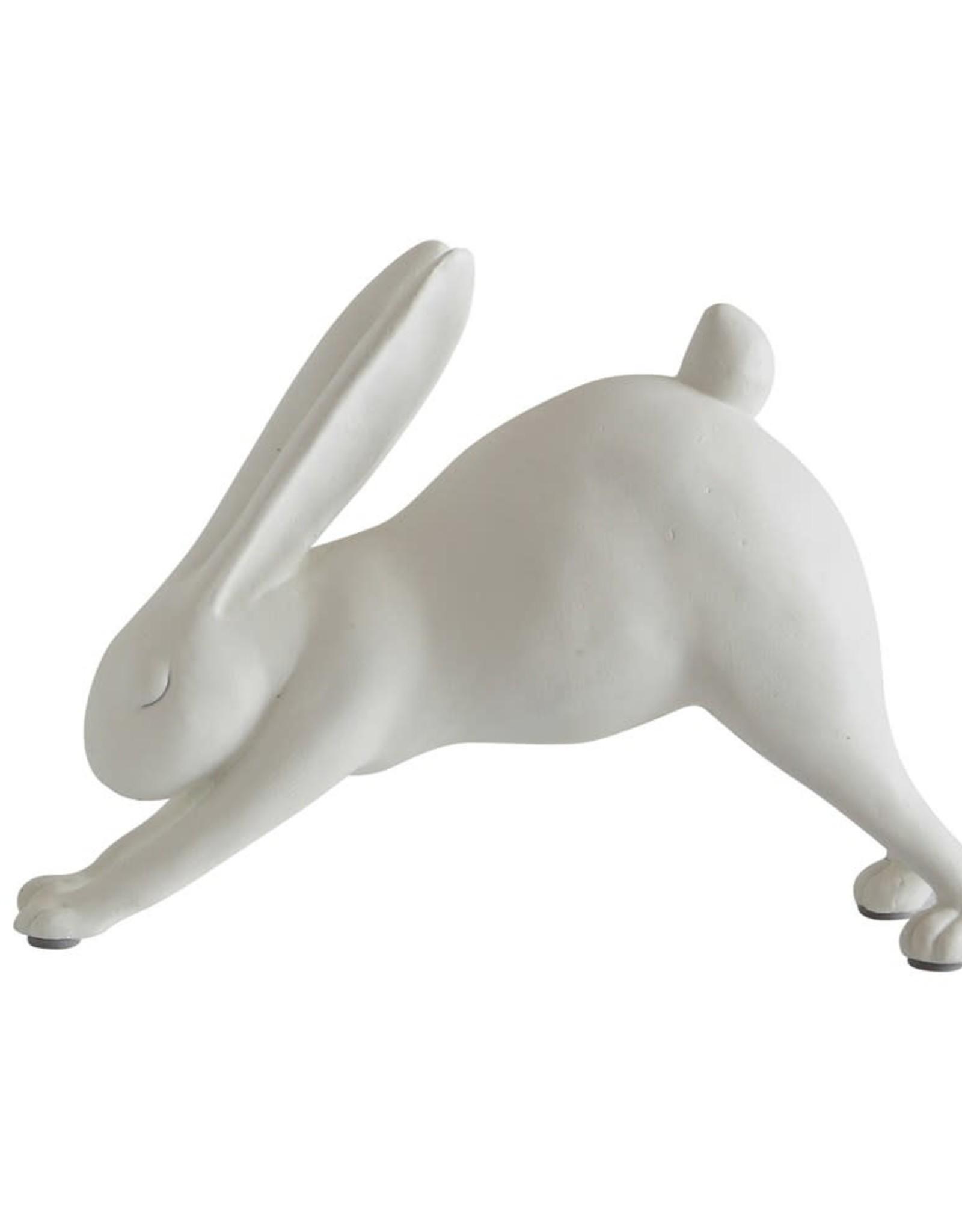 Wink Downward Dog Yoga Bunny