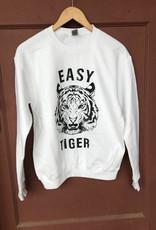 Wink Easy Tiger Printed Loose Fit Sweatshirt