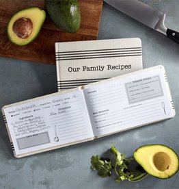 Wink Our Family Recipes Book