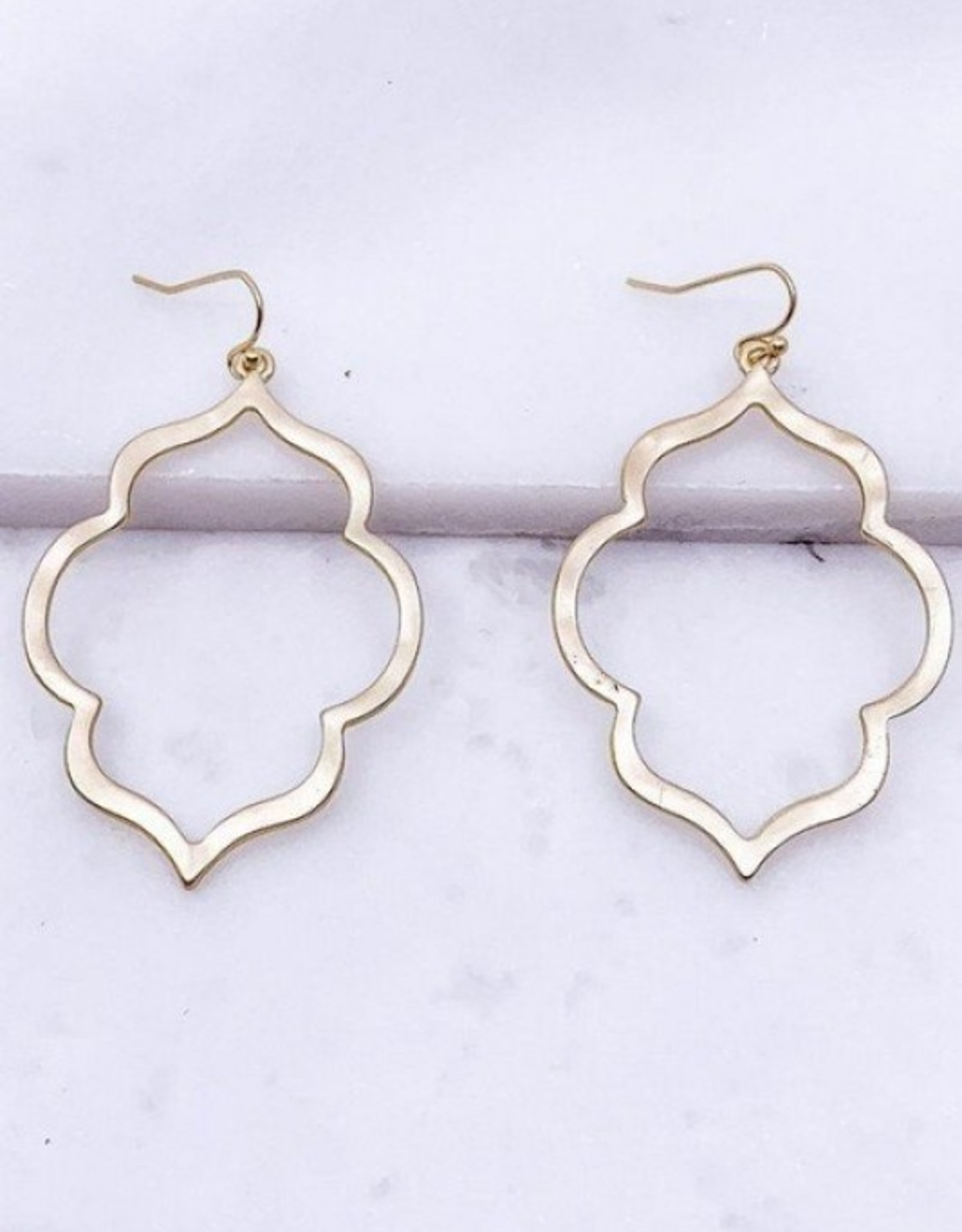 Wink Moroccan Drop Earrings