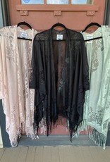 Wink Lace Cover Up