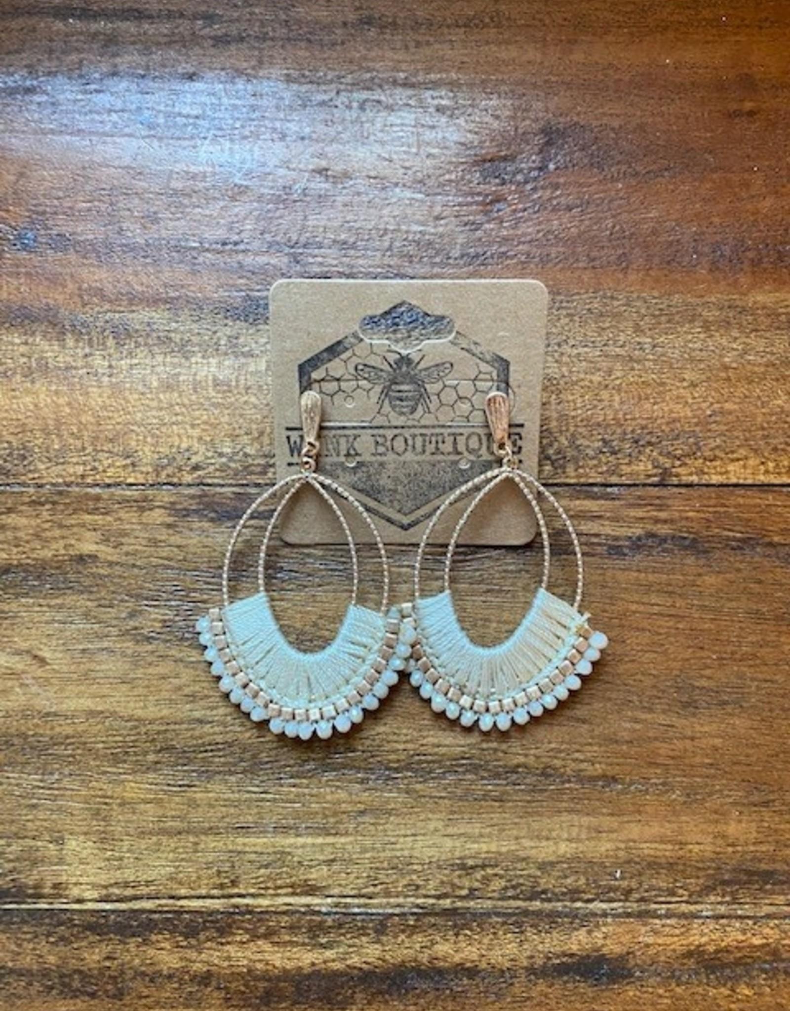 Wink The Ally Earrings