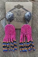 Wink Conch Dangle Earrings