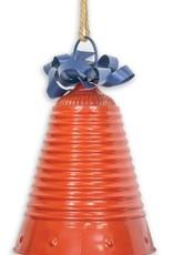 Wink Ripple Red Americana Bell Hanger