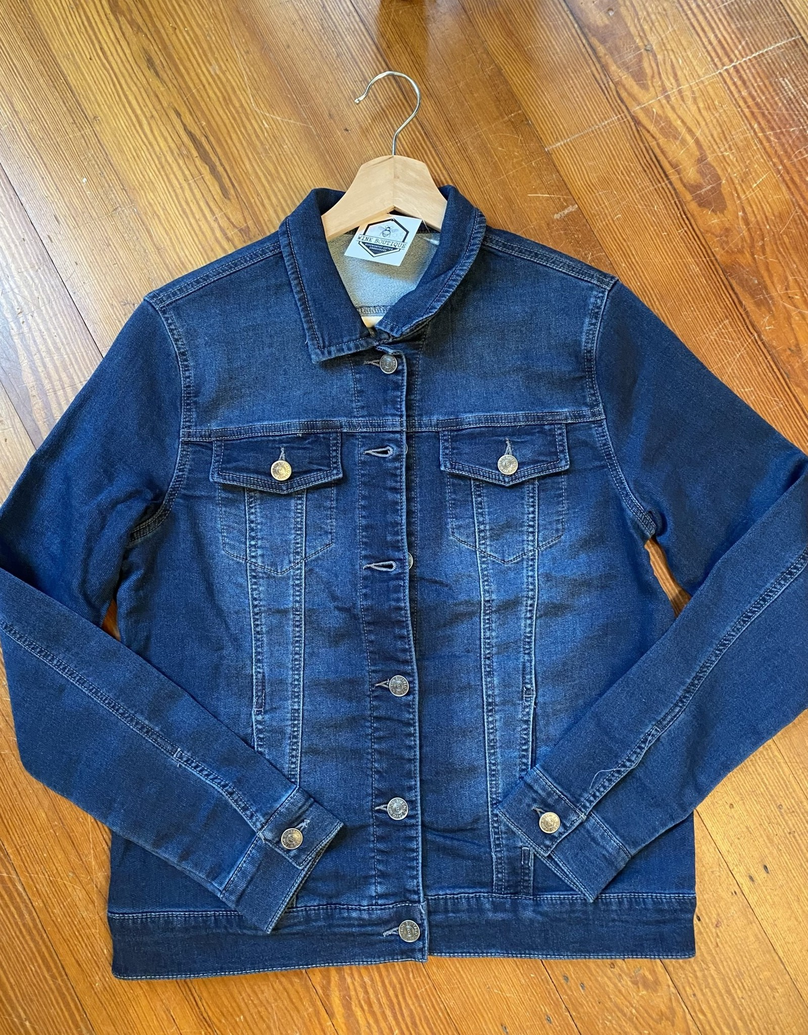 Wink Lightweight Denim Jacket