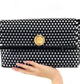 Maria Victoria Black and White Checkers Dear Diego