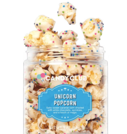 Candy Club Unicorn Popcorn Candy