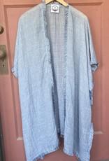 Wink Chambray Kimono