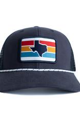Wink Texas Stripe Patch Trucker Hat