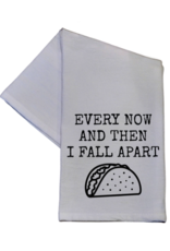 Wink Evvery Now and Then I Fall Apart Towel