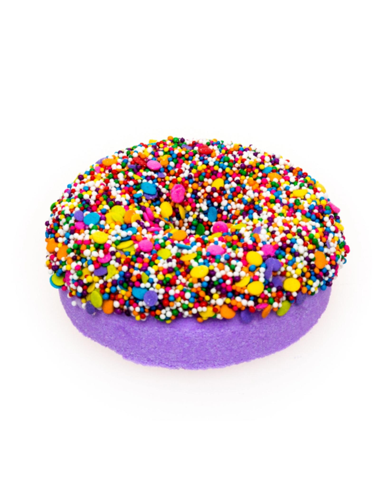 Wink Lavender Fizz Donut Bath Bomb