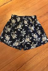Wink High Waist Floral Shorts