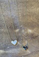 Wink Christine Heart Necklace