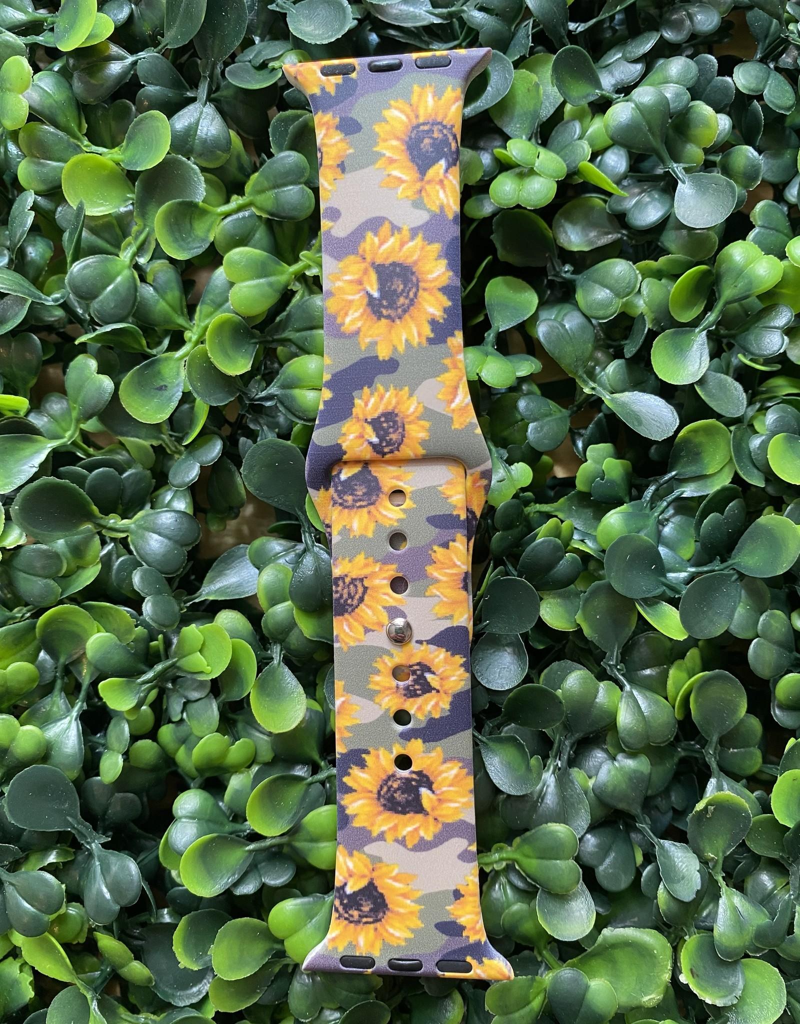 Wink Sunflower Watch Band