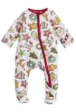 Wink Christmas Cookie Sleeper 6-9 Months