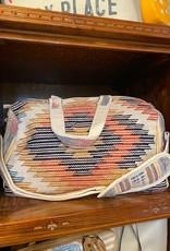 Wink Aztec Weekender Bag