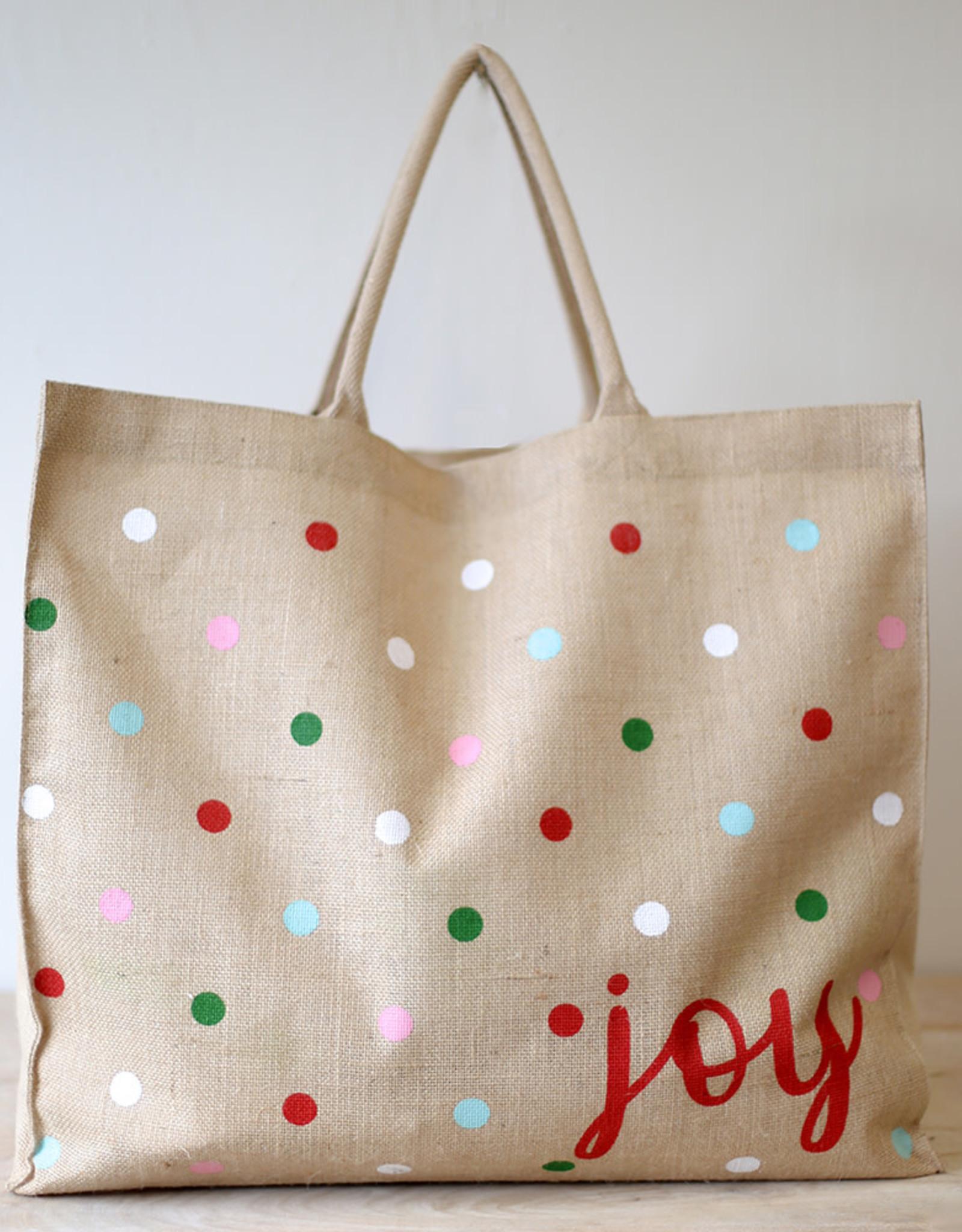 Wink Confetti Joy Tote